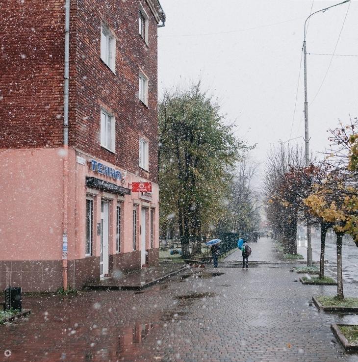 У Карпатах випало більше 10 см снігу, – франківські метеорологи. ФОТО, ВІДЕО 8