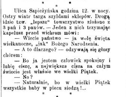 Станиславівські оголошення: про великодні звичаї й дивні прикмети 2