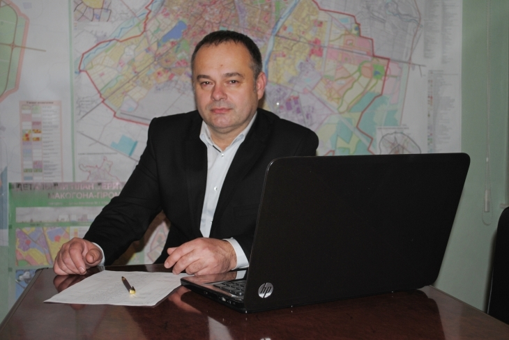 Головний архітектор Івано-Франківська йде з посади