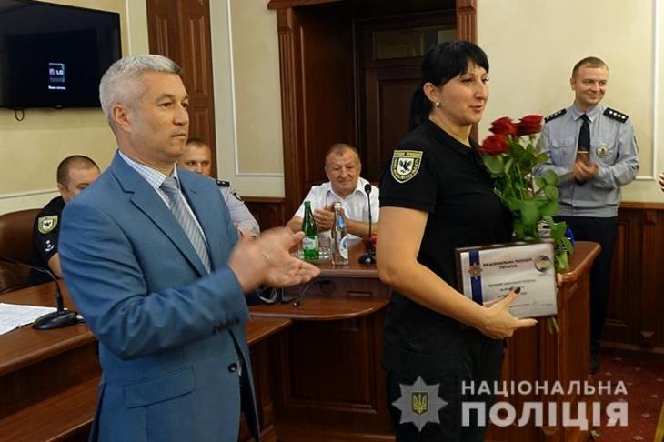Прикарпатських поліцейських, що працюють з дітьми, визнали найкращими в Україні 2