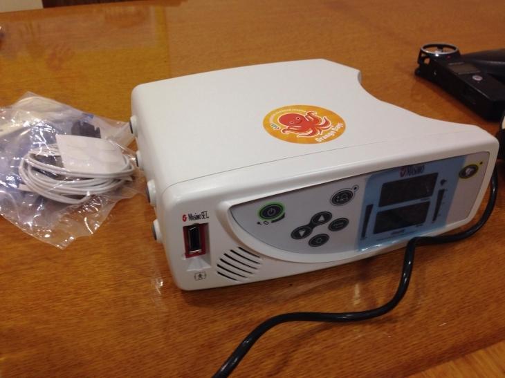 В Обласну дитячу лікарню передали обладнання для передчасно народжених немовлят (фото)