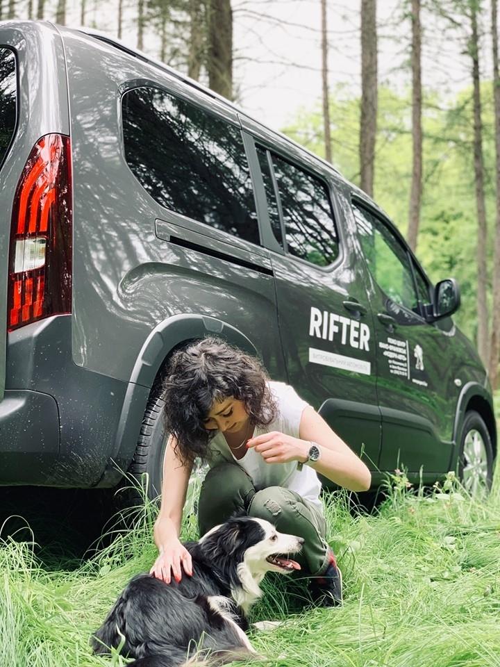 Як у лісах під Франківськом тестили NEW Peugeot Rifter. ФОТО 5