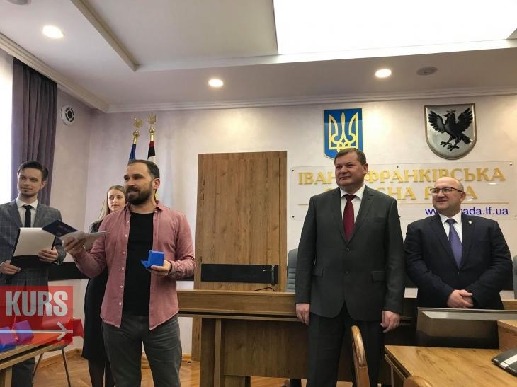 В Івано-Франківську нагородили переможців обласної театральної премії. ФОТО 1