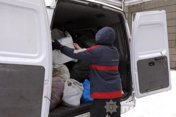 Прикарпатські правоохоронці знищили 40 кілограм наркотиків (фотофакт)