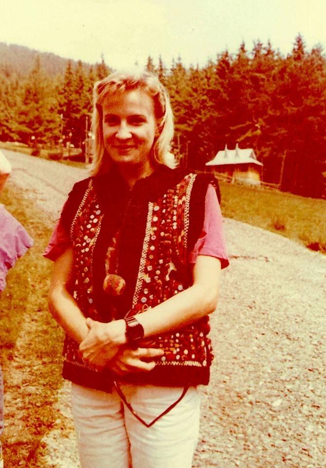 Дочка Міка. Фото з архіву Дмитра Дзвінчука