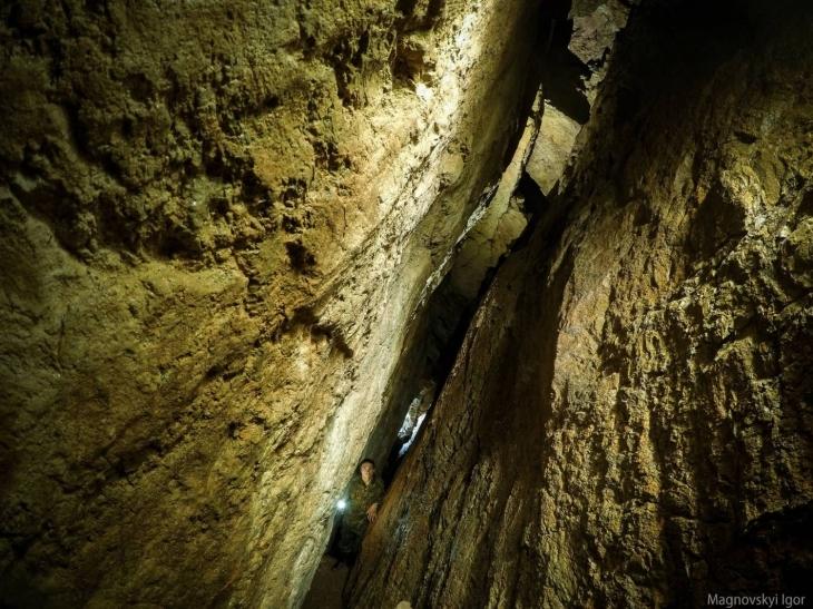 На Верховинщині досліджували печери, куди незабаром запросять туристів. ФОТО 12