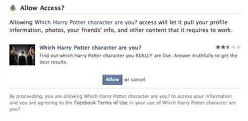 """""""Який ти гусь?"""": Чому не завжди варто проходити Facebook-тести 2"""