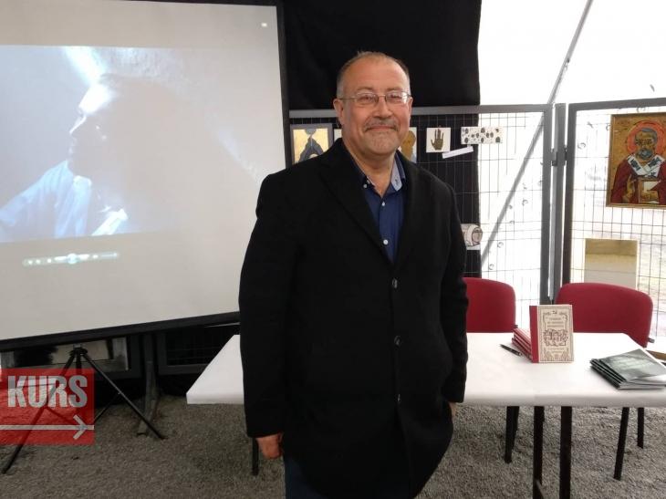 У Палаці Потоцьких презентували кіносценарій за мотивами роману франківського письменника 2