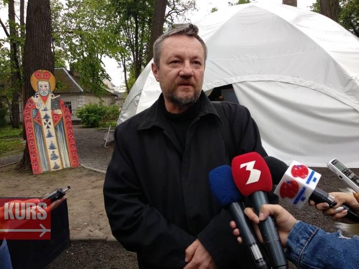 У Палаці Потоцьких презентували кіносценарій за мотивами роману франківського письменника 4