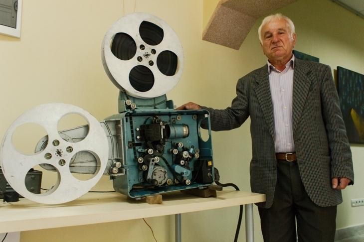 У франківському Центрі сучасного мистецтва влаштували вінтажний кіносеанс. ФОТО 2