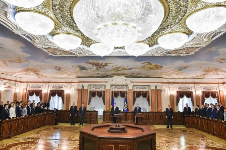 Франківський суддя Лев Кишакевич склав присягу судді нового Верховного Суду 1