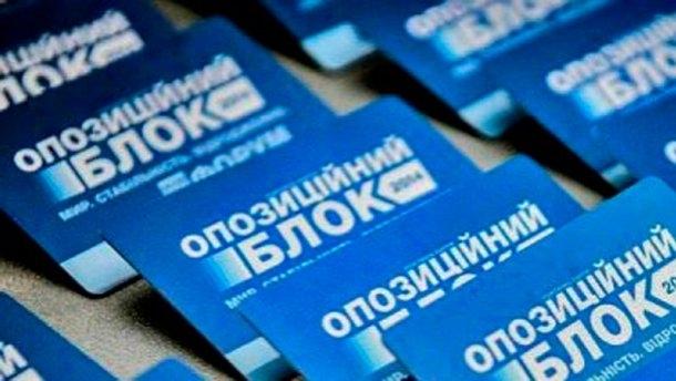 """На партійну діяльність на Прикарпатті """"Опоблок"""" отримав з держбюджету чверть мільйона гривень"""