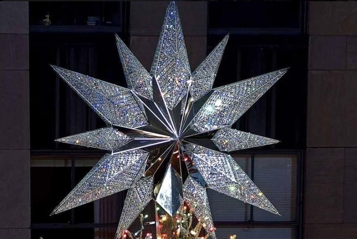 Цікаві факти про Різдвяну ялинку Нью-Йорка 6