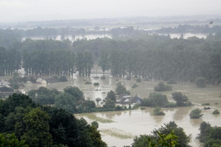 паводок Снятин