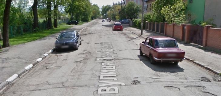 Нове життя вулиці Ленкавського 10