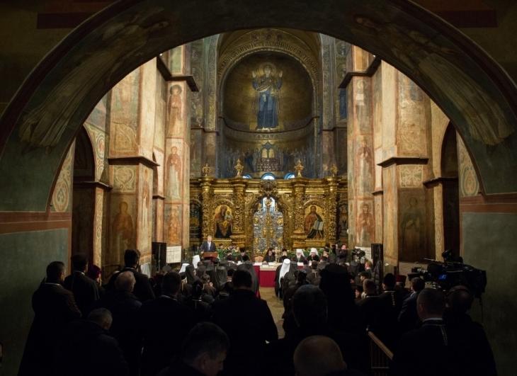 В Україні засновано Помісну церкву