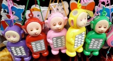Експерти забракували половину зразків дитячої іграшки, відібраних для аналізу на ринках міста