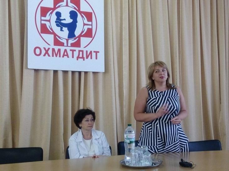 Ірина Садов'як офіційно очолила «Охматдит»— МОЗ