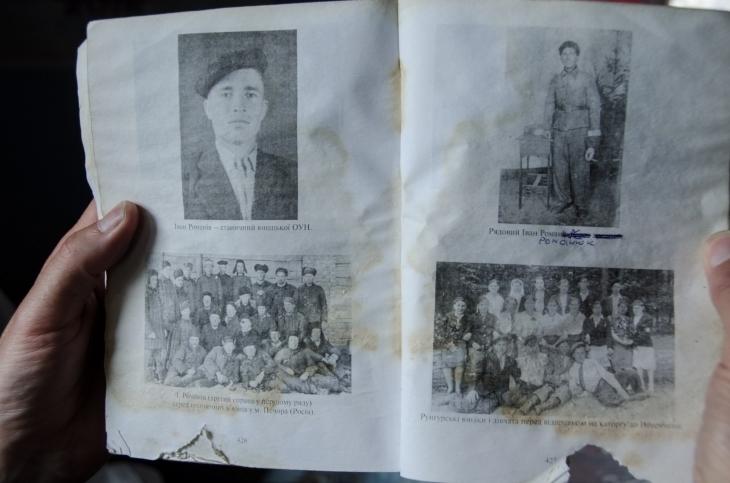 Родина з Коломийщини, яка пройшла дві війни: дідусь воював під час Другої світової, а внук – на Сході. ФОТО 4