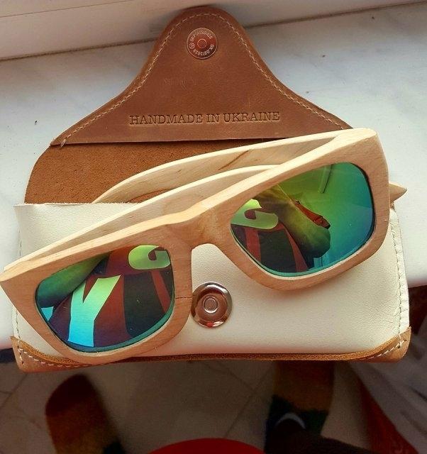 На Прикарпатті роблять дерев'яні окуляри, які підкорили Нью-Йорк. ФОТО 8