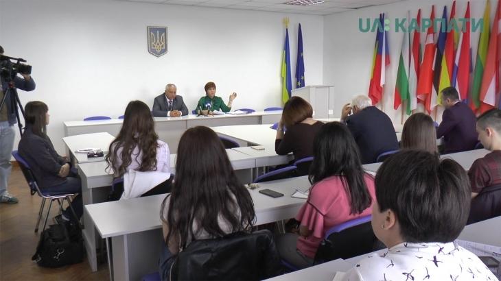 У франківській ОДА представили оновлену антикорупційну програму (відеосюжет)