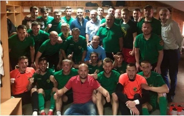 Івано-франківське «Прикарпаття» перемогло в останньому домашньому матчі сезону