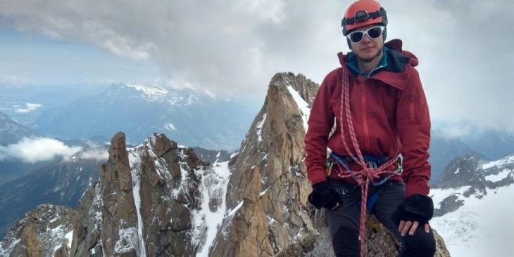 Серед загиблих під час сходження на Піп Іван – коломиянин, керівник станції юних туристів 2