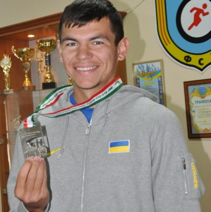 Калушанин показав найкращий результат серед українців на чемпіонаті світу в Китаї 2
