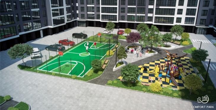 """Переваги житла в новому комплексі """"Comfort Park"""" 1"""