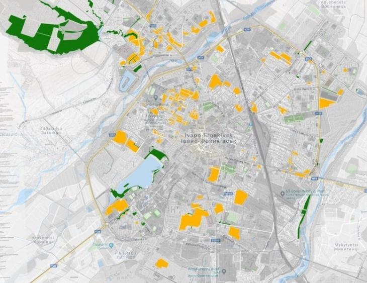 """Чим дихає """"європейське місто"""": зони небезпеки і способи оздоровити Франківськ 38"""