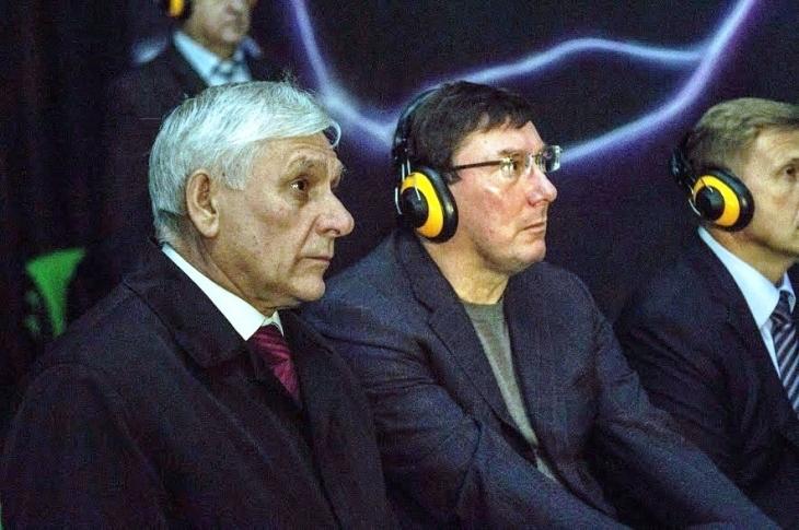 В Івано-Франківську Генпрокурору показали штучні блискавки. ФОТО, ВІДЕО 1