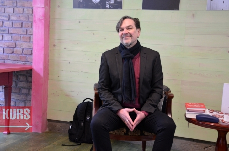 Андрухович розповів, як почав писати і про свої стосунки з донькою-письменницею. ФОТО 4