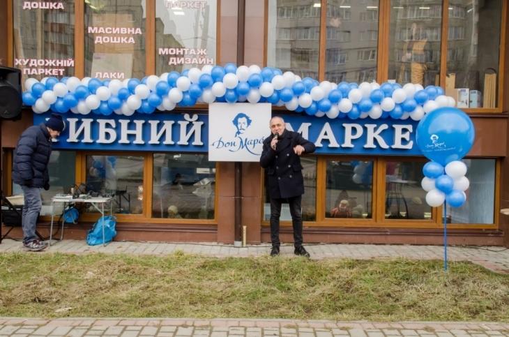 """У Франківську відкрився рибний маркет відомого бренду """"Don Mare"""". ФОТО 2"""