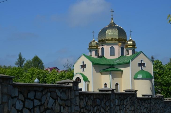 Храм в Івано-Франківську