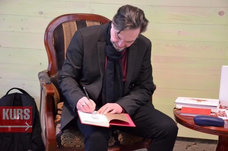 Андрухович розповів, як почав писати і про свої стосунки з донькою-письменницею. ФОТО 2
