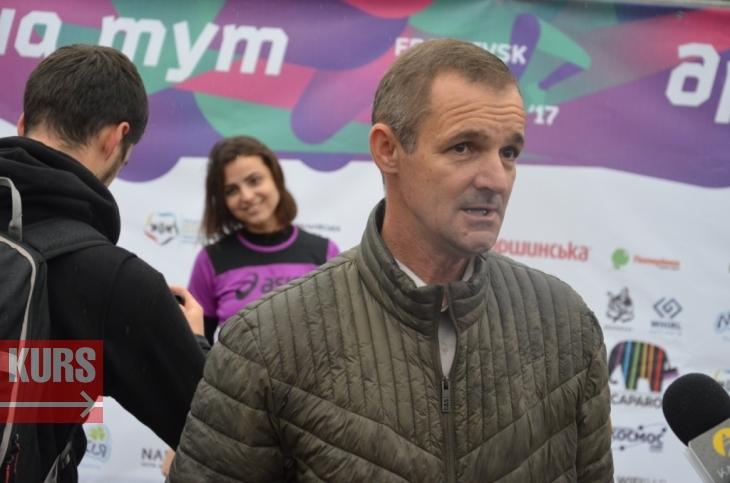 Бігуни з 10 країн вийшли на старт Frankivsk Half Marathon 2017. ФОТО, ВІДЕО 4