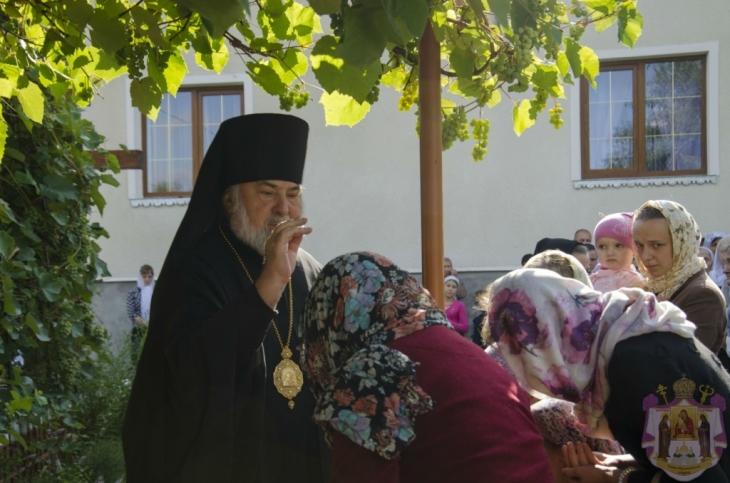 Помер єпископ УПЦ Московського патріархату Івано-Франківський та Коломийський Тихон (фото)