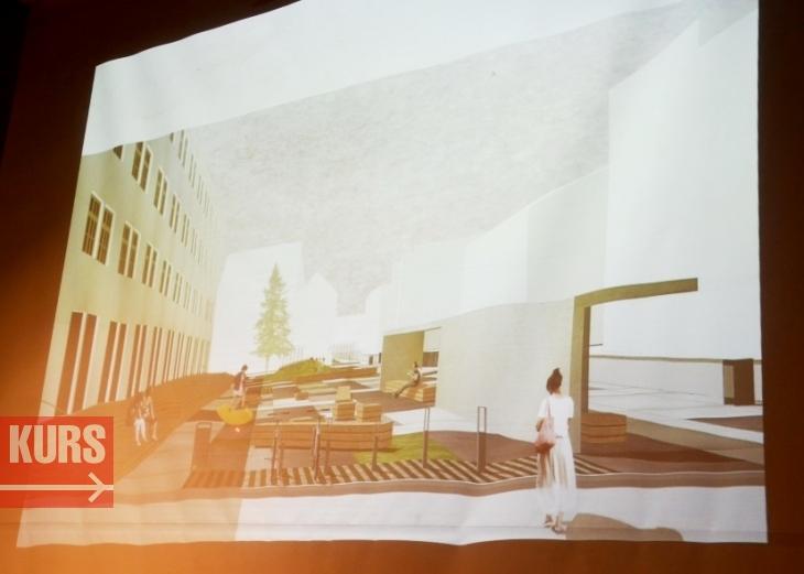 У Франківську учасники архітектурної резиденції започаткували тренд громадського простору. ФОТО 10