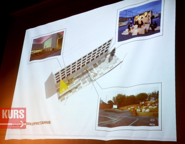 У Франківську учасники архітектурної резиденції започаткували тренд громадського простору. ФОТО 12