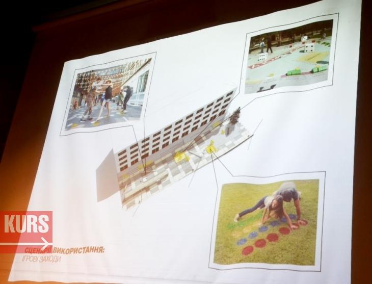 У Франківську учасники архітектурної резиденції започаткували тренд громадського простору. ФОТО 18