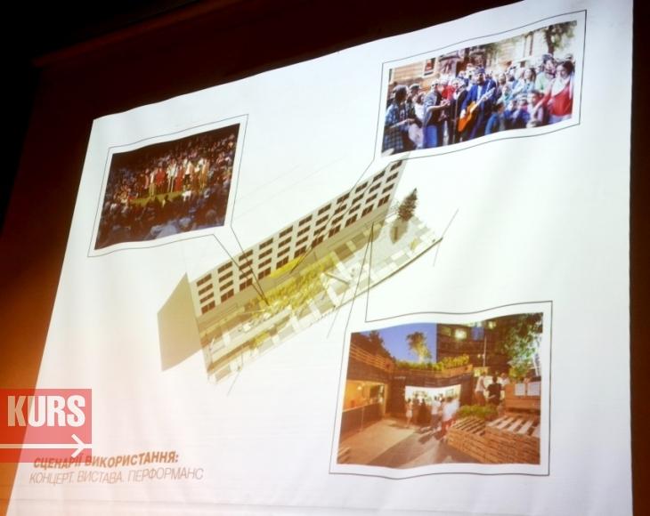 У Франківську учасники архітектурної резиденції започаткували тренд громадського простору. ФОТО 14