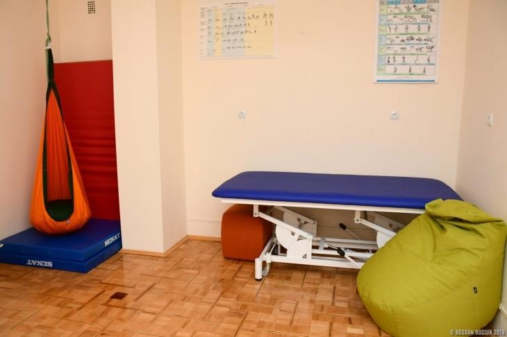 У Івано-Франківській міській дитячій лікарні відкрили катамнестичний кабінет (відеосюжет)