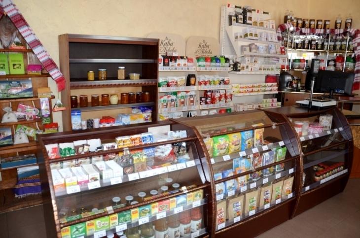 У Франківську відкрили перший еко-магазин з фітопродукцією місцевих  виробників 0157d01d2bde9