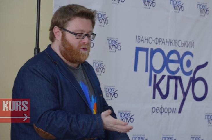 Російська гібридна війна в Україні розпочалася з мережі ВКонтакте, – Богдан Буткевич 2
