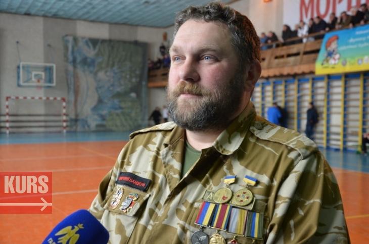 У Долині збірна України серед ветеранів перемогла у турнірі пам'яті загиблих воїнів АТО. ФОТО 1
