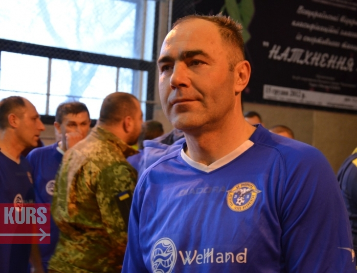 У Долині збірна України серед ветеранів перемогла у турнірі пам'яті загиблих воїнів АТО. ФОТО 3