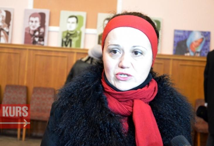 """У Франківську студенти Інституту мистецтв показали """"Портрети патріотів"""" 1"""