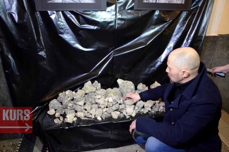 """""""Місто, якого немає..."""": в обласній бібліотеці відкрили виставку світлин Станіславова, що зникає в Івано-Франківську 2"""