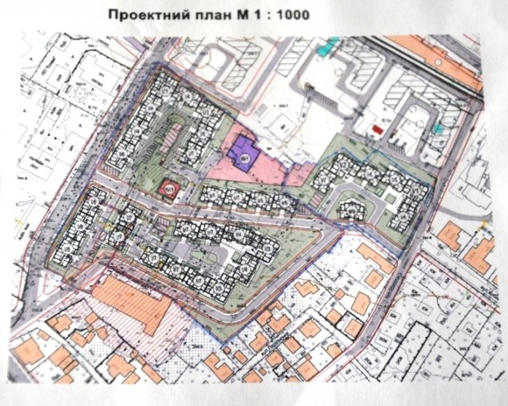 """У Франківську промзону, яку міськрада віддала """"свободівській""""  фірмі, хочуть забудувати 16-поверхівками. ДОКУМЕНТИ 1"""