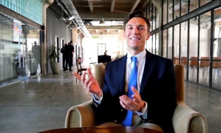 """""""Франківськ має добрі конкурентні переваги"""": американець Ерік Файн допоможе місту шукати іноземні інвестиції 2"""